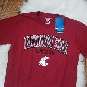 NEW Washington State Cougars NCAA youth boy girl